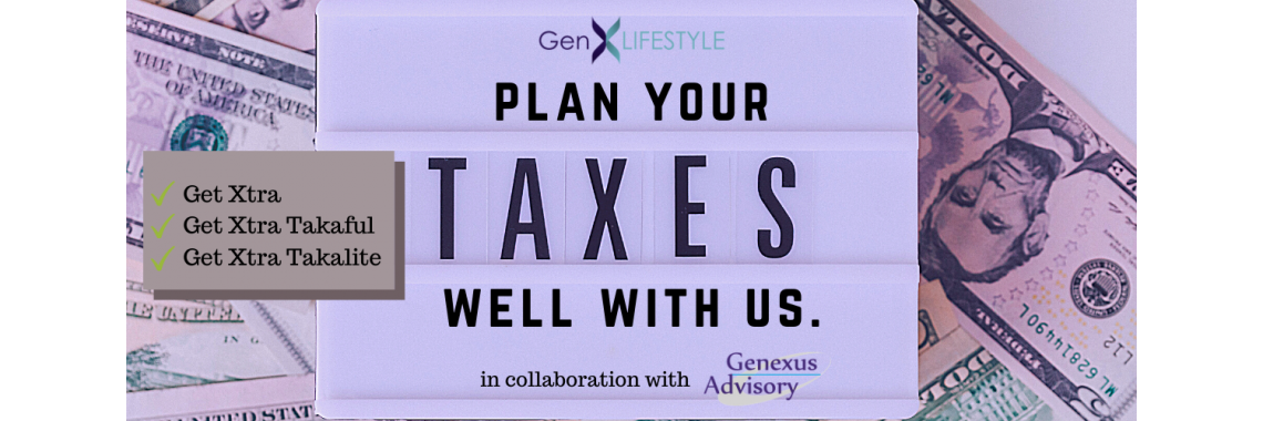 Tax Planning Service for Get Xtra Members